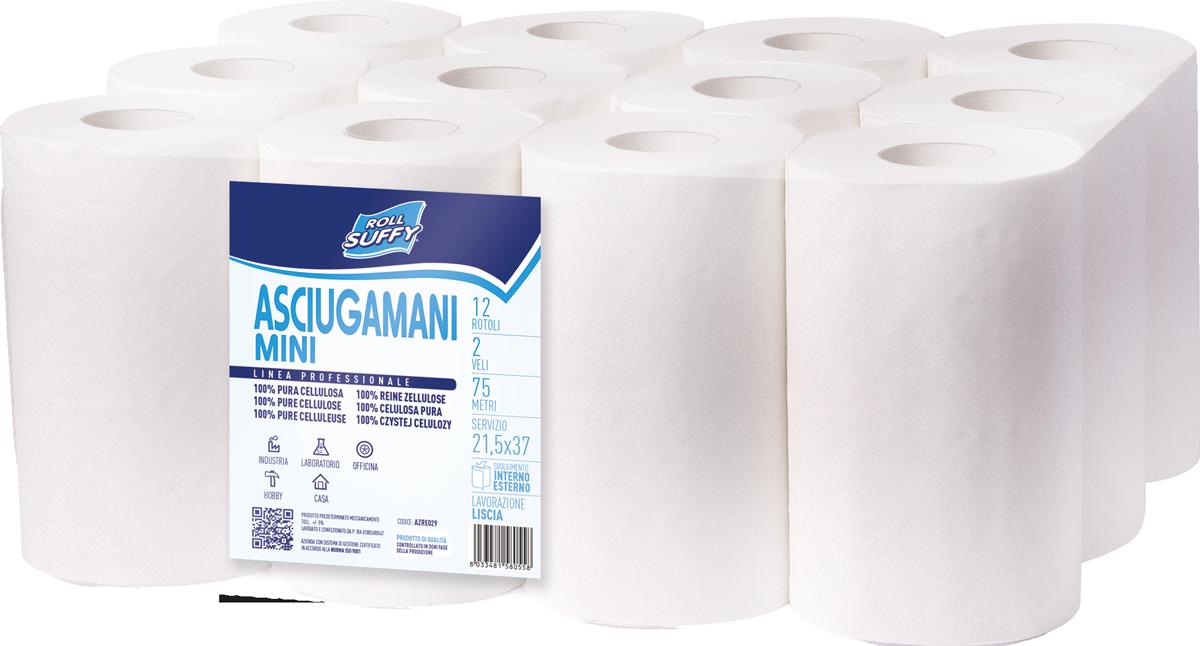 Mini – L Towel Roll