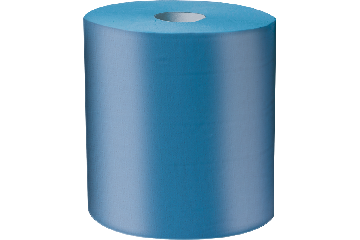 Rolls Blue Recycling 3 Ply