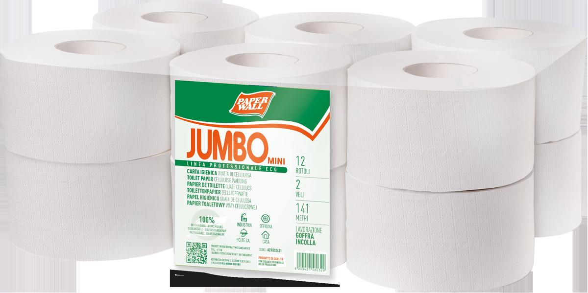Toilet paper Jumbo Mini