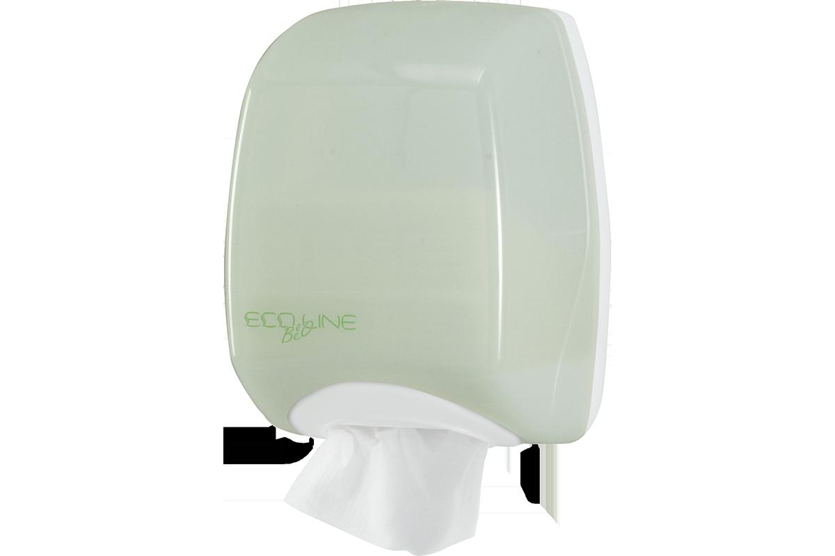 Mini Interleaved Toilet Paper Dispenser